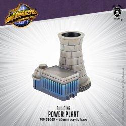 画像1: Monsterpocalypse Buildings - Power Plant (resin)