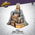Monsterpocalypse Buildings - Jungle Fortress (resin)