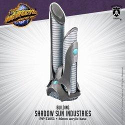 画像1: Monsterpocalypse Buildings - Shadow Sun Industries (resin)
