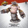 Monsterpocalypse: Hammerklak – Subterran Uprising Monster (metal/resin)