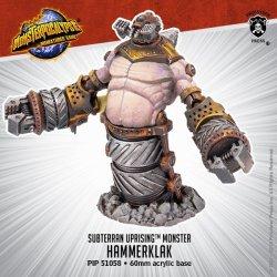 画像1: Monsterpocalypse: Hammerklak – Subterran Uprising Monster (metal/resin)
