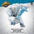 Monsterpocalypse: White Dajan - Empire of the Apes Monster (resin)