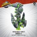 Monsterpocalypse: Tharsis-5 – Martian Menace Monster (1) (metal/resin)