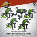 Monsterpocalypse: Reapers & Harvester – Martian Menace Units (5) (metal/resin)