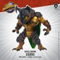 Monsterpocalypse: Xixorax – Savage Swarm Monster (metal/resin)