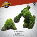 Monsterpocalypse: Globbicus – Waste Monster (metal/resin)