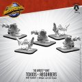 Monsterpocalypse: Toxxos and Absorbers – Waste Unit (metal/resin)