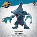 Monsterpocalypse: Leviathron – Tritons Monster (metal/resin)