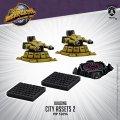 Monsterpocalypse: City Assets 2 (metal/resin)