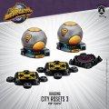 Monsterpocalypse: City Assets 3 (metal/resin)