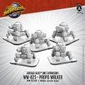Monsterpocalypse: WW82s and Propo Walker – Zerkalo Bloc Unit (metal/resin)