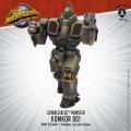 Monsterpocalypse:  Zerkalo Bloc Monster - Komkor 001