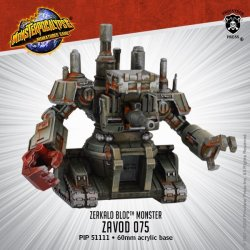 画像1:  Monsterpocalypse: Zerkalo Bloc Monster - Zavod 075