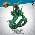 Monsterpocalypse: Gausamal – Draken Armada Monster (resin/metal)