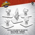 Monsterpocalypse: Voiders and Facilitator ? Masters of the 8th Dimension Unit (resin/metal)