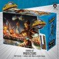 Monsterpocalypse: Elemental Champions Protectors Starter Set (resin/metal)