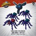 Monsterpocalypse: Dire Ants & Spy Fly ? Savage Swarm Unit (metal)