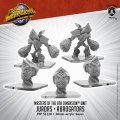 Monsterpocalypse: Jurors and Abrogator ? Masters of the 8th Dimension Unit (metal)