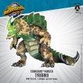 Monsterpocalypse: Tyranix - Terrasaurs Monster (resin/metal)