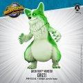 Monsterpocalypse: Grizzi  Green Fury Monster (resin)