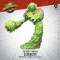 Monsterpocalypse: Slingoozer  Waste Monster (resin)