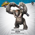 Monsterpocalypse: Gakura – Empire of the Apes Monster (resin/metal)