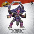 Monsterpocalypse:The Conductor – Masters of the 8th Dimension Monster (metal/resin)