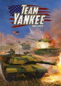 画像1: フレイムズ・オブ・ウォー:チーム・ヤンキー 1版ルールブック(第三次世界大戦)