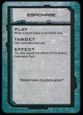 ドロップフリート・コマンダー:UCM コマンドカード