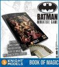 Knight Models:バットマン ミニチュアゲーム バージョン2 ザ ブックオブマジック ルールブック