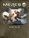 MERCS Rulebook マークス ルールブック  (英語ハードカバー)