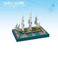 Sails of Glory - British HMS Concorde 1783 Frigate Pack