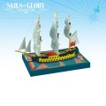 Sails of Glory - British HMS Bellona 1760 S.o.L. Ship Pack