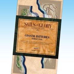 画像1: Sails of Glory - Coastal Batteries Terrain Pack