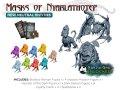 クトゥルフウォーズ[Cthulhu Wars]:拡張:Masks Of Nyarlathotep Expansion
