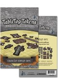 テーブルトップトークン:TABLETOP TOKENS CASTLE SIEGE SET