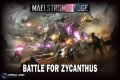 Maelstrom's Edge: Battle For Zycanthus (Two-Player Box Set)