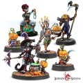 "PUMPKIN MADNESS - SET ""Legends of Signum"""