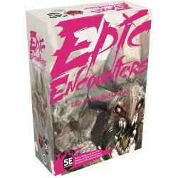 画像1: Epic Encounters: Lair of the Red Dragon (D&D 5E Compatible)