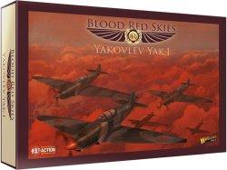 画像1: ブラッド・レッド・スカイ[Blood Red Skies] :ソヴィエト・ヤコヴレフ・Yak-1 スカッドロン6機プラセット