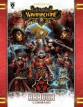 Forces of WARMACHINE: Khador Command softcover RULEBOOK 2017年4月発売