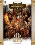 Forces of WARMACHINE: Protectorate of Menoth Command soft cover RULEBOOK