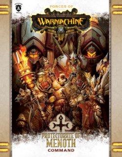 画像1: Forces of WARMACHINE: Protectorate of Menoth Command soft cover RULEBOOK