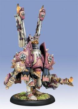 画像1: [Menoth] - Hand of Judgment Character Heavy Warjack BOX