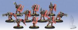 画像1: [Khador] - Assault Kommandos Unit (10) (repackage) BOX 【メーカー直販のみ 在庫限り】