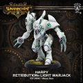 [Retribution] -  Harpy Light Warjack  2017年12月13日発売