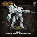 [Retribution] -  Siren Light Warjack  2017年12月13日発売