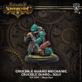 [Crucible Guard] - Crucible Guard Mechanic Solo (metal/resin) 2018年10月