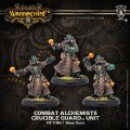 [Crucible Guard] - Combat Alchemists Unit (metal/resin) 2018年7月