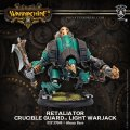 [Crucible Guard] - Retaliator Light Warjack (metal/resin) 2018年9月